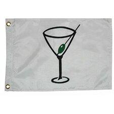 Novelty Design Cocktail Traditional Flag