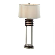 "Kobe 29"" H Table Lamp with Empire Shade"