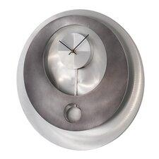 """Vendome Pendulum 22"""" Wall Clock"""