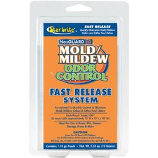 Nosguard SG Mold/Mildew Odor Control with Fast Release System