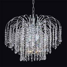 Cascade 6 Light Pendant