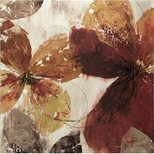 'Paloma II' by Allison Pearce Painting Print on Wrapped Canvas