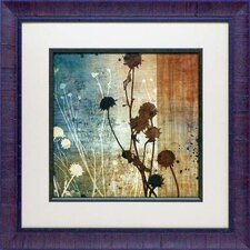 'Organic Elements I' by Tandi Venter Framed Painting Print