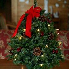Pre-Lit Twinkle Tabletop Tree