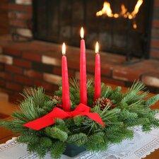 Classic 3 Candle Centerpiece