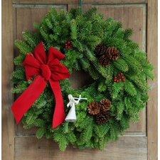 Faith Angel Song Wreath