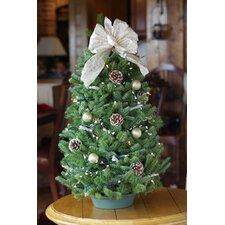 Winter Elegance Tabletop Tree