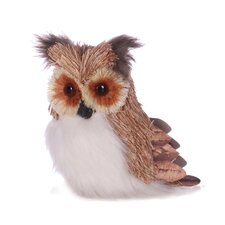 Nested Owl Figurine (Set of 2)