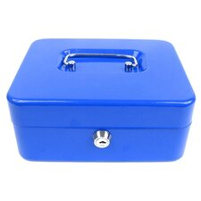 Key Lock Cash Box