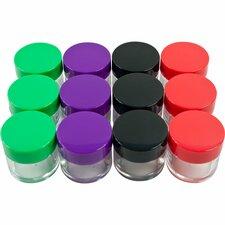 20-ml Coded Jars (Set of 12)