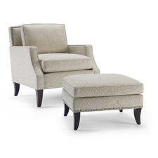 Sonoma Arm Chair and Ottoman