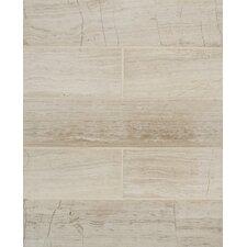 "Maison 2.94"" x 12"" Marble Field Tile inAshen Grey"