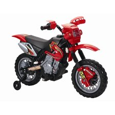 Boy's 6V Battery Operated Dirt Bike
