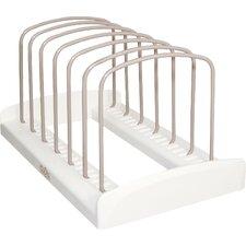 StoreMore Bakeware Organizer Rack