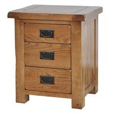 Oakdale 3 Drawer Cabinet