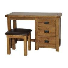 Oakdale Computer Desk with Stool