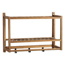 "Spa 22"" x 15.5"" Bathroom Shelf"