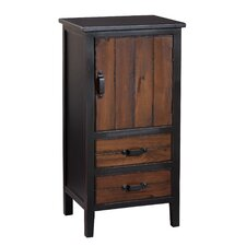 Adirondack 2 Drawer Accent Cabinet