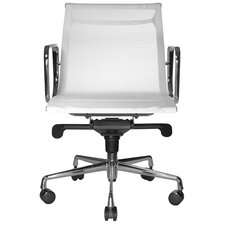 Reed Low-Back Mesh Office Chair