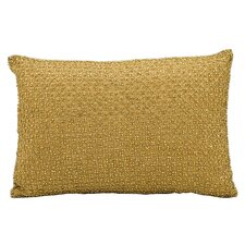Elegance Cotton Throw Pillow