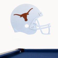 NCAA Helmet Graphic Art Plaque