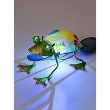 Frog with Color Changing LED