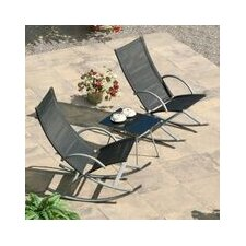 3 Piece Rocking Chair Seating Group