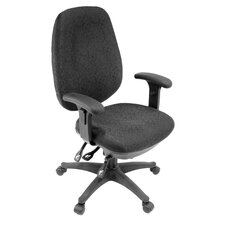 Precision Mid-Back Ergonomic Task Chair
