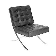 Princeton Leather Lounge Chair