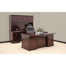 Prestige 3-Piece Standard Desk Office Suite