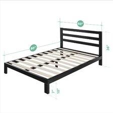 Queen Bed Frames Wayfair