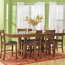 Plantation 7 Piece Dining Set