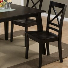 Roasted Java Side Chair (Set of 2)