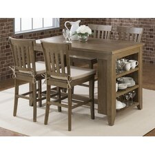 Slater Mill Counter Height Pub Table Set