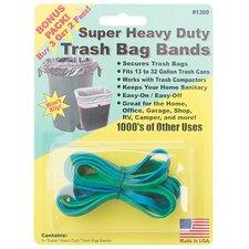 Super Heavy Duty Trash Bag Band (5 Count)