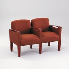 Brewster Two Seats with Center Arm