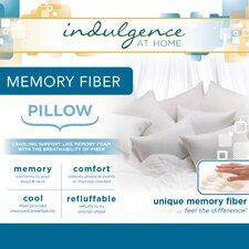 Indulgence at Home Memory Fiber Pillow