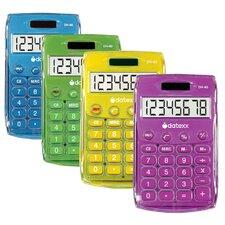 Dual Power Handheld Calculator