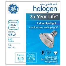 48W Halogen Light Bulb