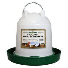 Poultry Water Fountain