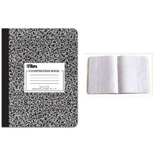 Quad Ruled Composition Notebook
