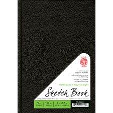 """5.5"""" x 8"""" Hardbound Sketch Book"""