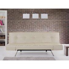 Bristol Bonded Leather Convertible Sleeper Sofa