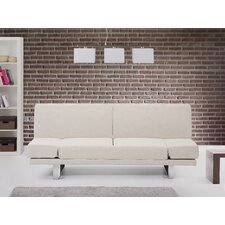 York Upholstered Convertible Sofa Bed