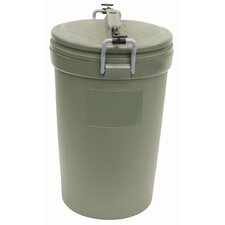 32-Gal Rubbermaid Animal Stopper™ Trash Can