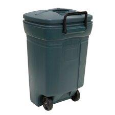 45-Gal Rubbermaid Wheeled Trash Can