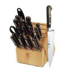 Zwilling JA Henckels 20-Piece Pro S Cutlery Block Set