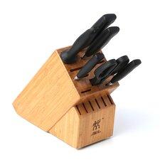 Twin Four Star 7 Piece Cutlery Block Set