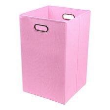 Rose Folding Laundry Basket