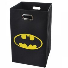 Batman Logo Folding Laundry Basket